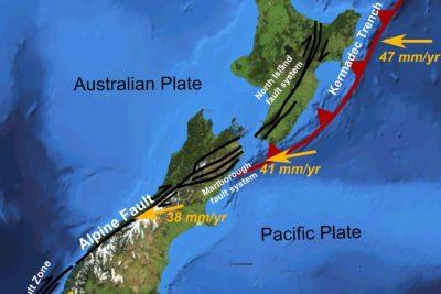 New Zealand earthquake study highlights influence of megathrust
