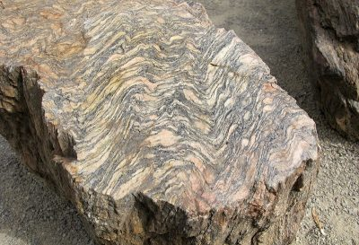 Orthogneiss from the Czech Republic