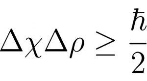 Heisenberg Uncertainty Principle Equation